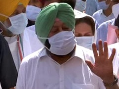 """Chargesheet Soon"": Amarinder Singh On Alleged Rape Of 6-Year-Old Girl"