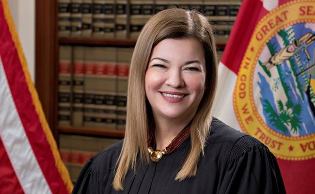 Barbara Lagoa, Trump's Potential Pick For US Supreme Court