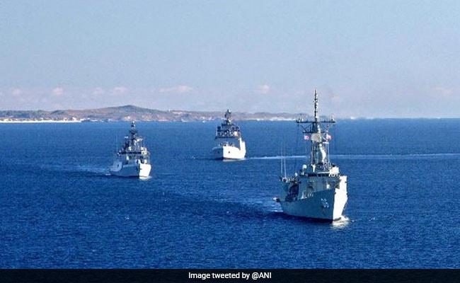 हिंद महासागर में 'बड़े स्तर पर' अंडरवॉटर ड्रोन्स तैनात कर रहा है चीन : रिपोर्ट