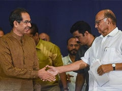 Uddhav Thackeray Meets Sharad Pawar, Ministers Amid Turmoil Over Cop Case