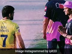 """Yashasvis """"Namaste"""" To Dhoni Shows IPL Talent Meeting Opportunity"""