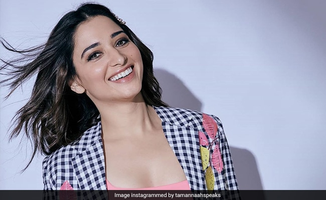 Tamannaah Steps Into Tabu's Shoes For AndhaDhun Remake. Guess Who Plays Radhika Apte's Role