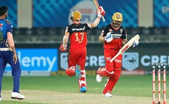 Royal Challengers Bangalore Beat Mumbai Indians After Super Over Drama