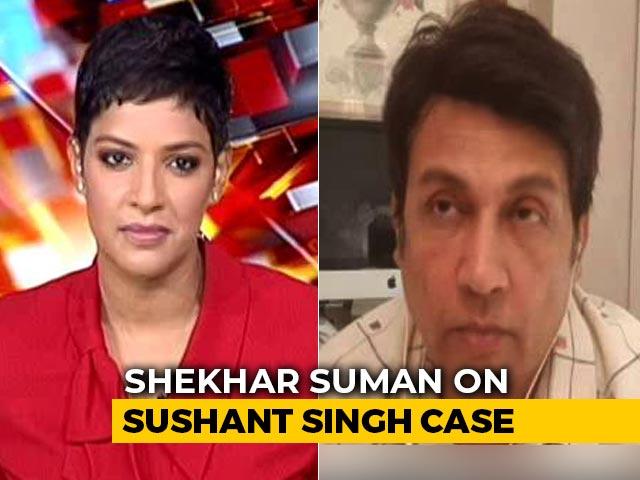 Video : 'Better Late Than Never': Shekhar Suman On NCB Probe