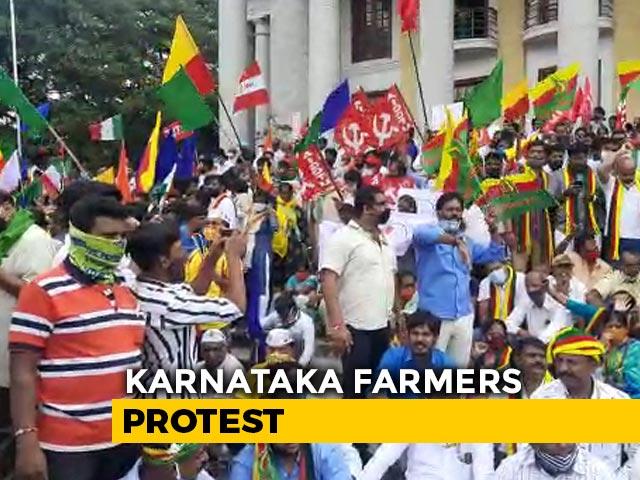 Video : Top News Of The Day: Stir Against Farm Laws Spreads To Karnataka, Tamil Nadu