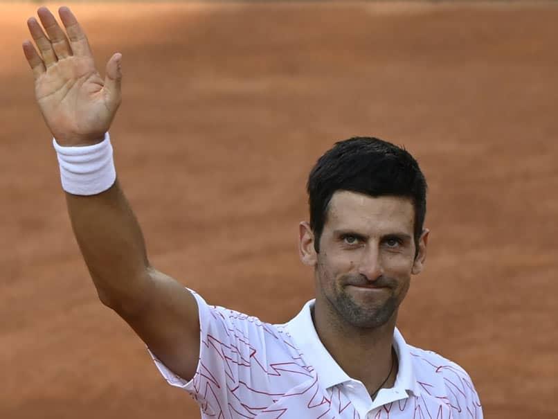 Novak Djokovic Advances To Italian Open Final For The 10th Time