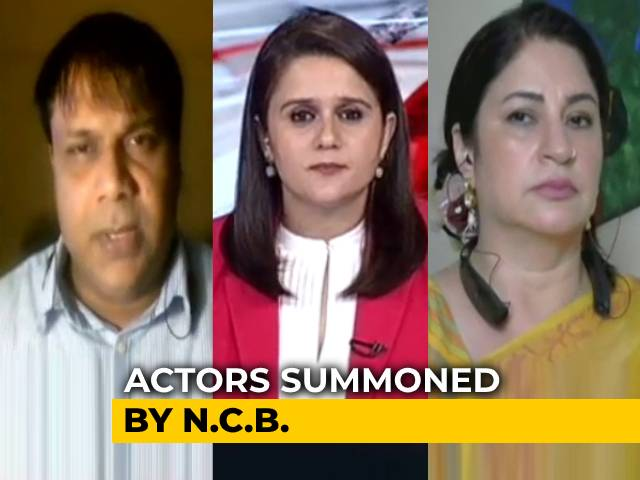 Video : Bollywood-Drug Nexus: Clean-Up Or Witch-Hunt?
