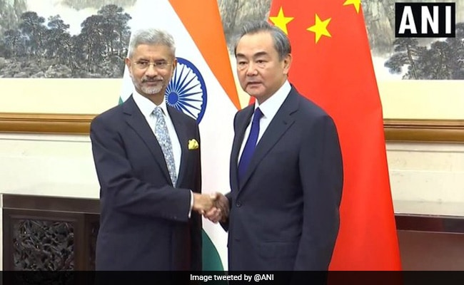 भारत ने चीन से कहा- चीनी फौज की