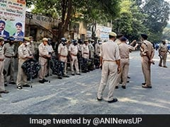 Security Heightened In Vicinity Of Lucknow Court Ahead Of Babri Case Verdict