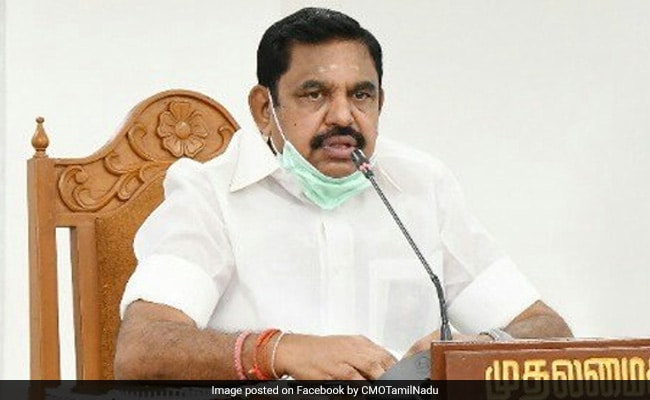 Tamil Nadu Chief Minister On VK Sasikala Rejoining AIADMK