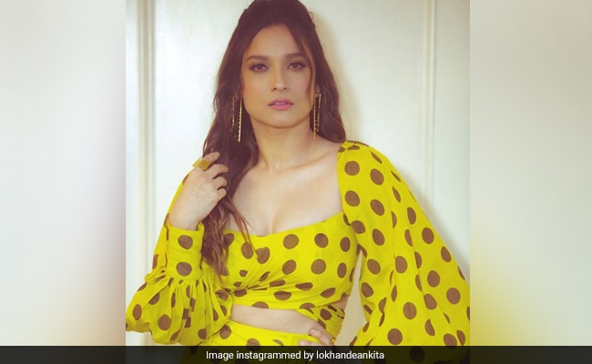 'What's Wrong With You?': Ankita Lokhande Tells Fan To Delete Video From Sushant Singh Rajput's Funeral