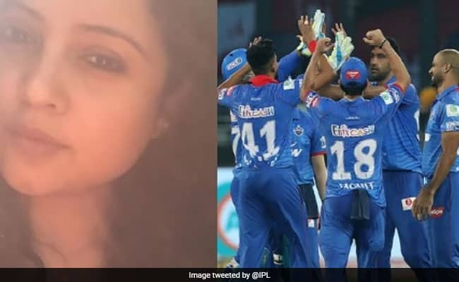 IPL 2020 KXIP Vs DC R Ashwin gets 2 wicket in one over Vs KXIP wife Prithi react on it