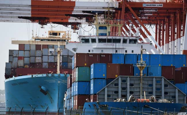 Exports Fall 13% In August; Trade Deficit Narrows To $6.77 Billion