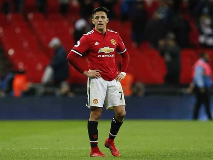 Alexis Sanchez Wanted To Terminate Manchester United Contract After First Training Session