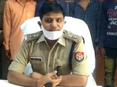 UP Cop Suspended Day After Suspicious Bullet Injury To Businessman