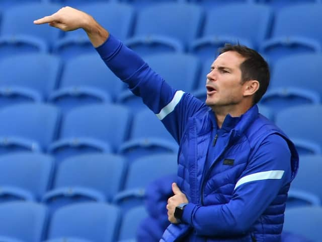 Chelsea Head Coach Frank Lampard Expects Added Pressure After Spending Spree