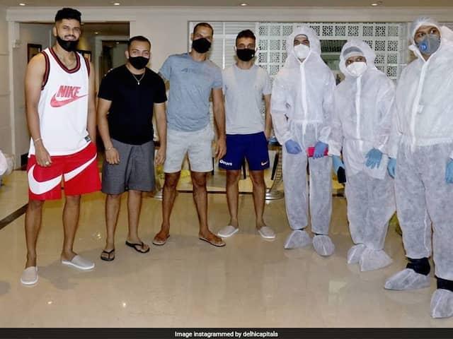 IPL 2020: दिल्ली कैपिटल असिस्टेंट फिजियोथेरेपिस्ट टेस्ट COVID-19 के लिए सकारात्मक