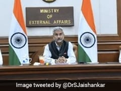 S Jaishankar To Participate In Virtual SAARC Meeting Today