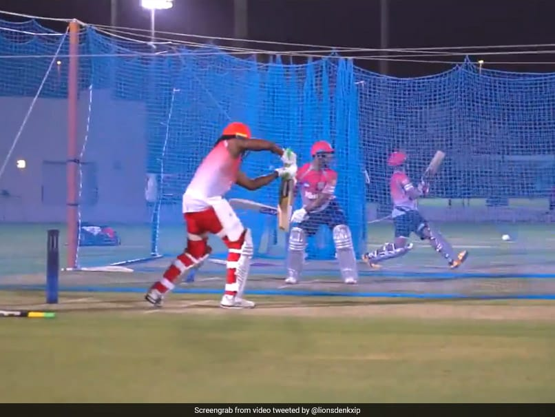 """IPL 2020: """"Pace Battery Vs Gayle Storm"""", Chris Gayle, Mohammed Shami Face Off At Kings XI Punjab Nets. Watch"""