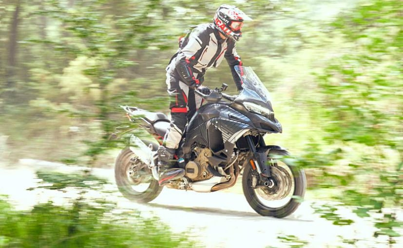 The Ducati Multistrada V4 may be called the Ducati V4 Granturismo
