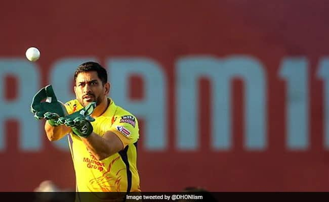 IPL 2020 MI Vs CSK MS Dhoni becomes the first wicket keeper to reach 250 dismissals in T20 history
