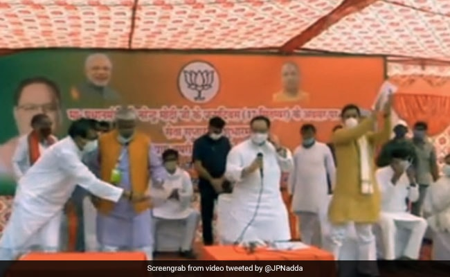 PM's Life Dedicated To 'Seva' Of People: BJP Launches Birthday Campaign