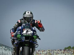 MotoGP: Maverick Vinales Takes Pole Position As Yamaha Bags Top 4 Spots In San Marino GP