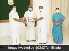 Tamil Nadu Chief Minister Pledges To Donate His Eyes