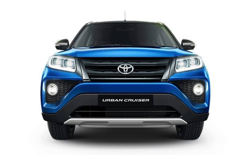 The upcoming Toyota Urban Cruiser will come in 3 key variants - Mid, High and Premium