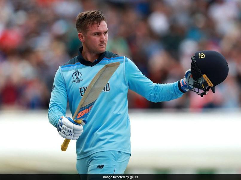 England vs Australia: Jason Roy Included In England Squad For Australia ODIs