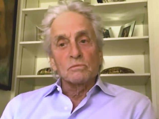 Michael Douglas' Source Of Strength And What Keeps Him Going
