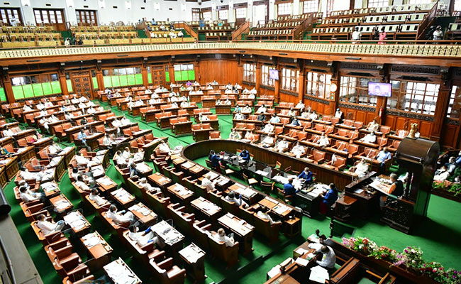 Karnataka Assembly Nod To Bill To Protect Unauthorised Temples In Public Places