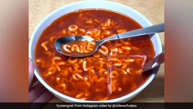 This Bowl Of Soup Seems Real, But A Closer Look Reveals Otherwise. Watch Viral Video