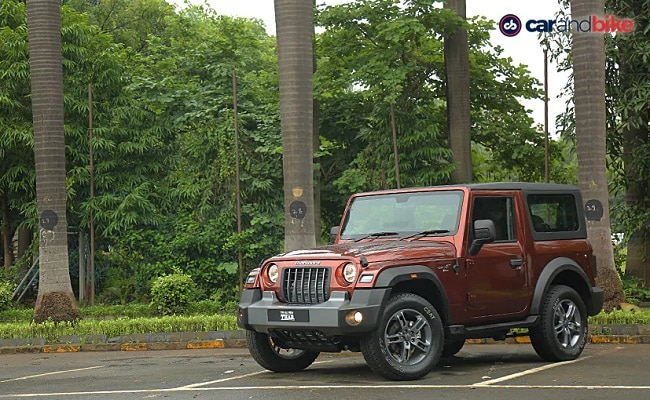 The all-new Mahindra Thar has received an overwhelming response from the Indian market.