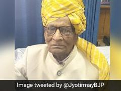Lok Sabha Speaker Om Birla's Father Dies At 92