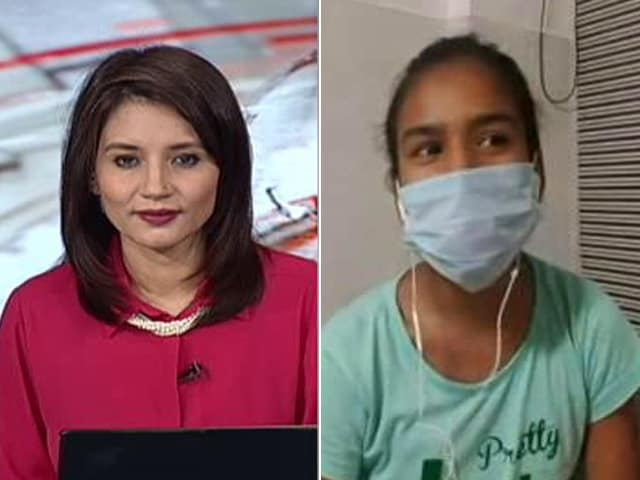 """Video : """"Wasn't Scared; Girls No Less Than Boys"""": Teen Who Fought With Snatchers"""