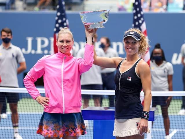 US Open 2020: First-Time Duo Laura Siegemund-Vera Zvonareva Clinch Womens Doubles Title