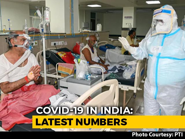 Video : India Sees Record 1-Day Surge In Covid Cases, Total Cases Pass 40 Lakh