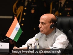 """Must Continue Talks To Ensure Full Restoration Of Peace"": Rajnath Singh To Chinese Counterpart"