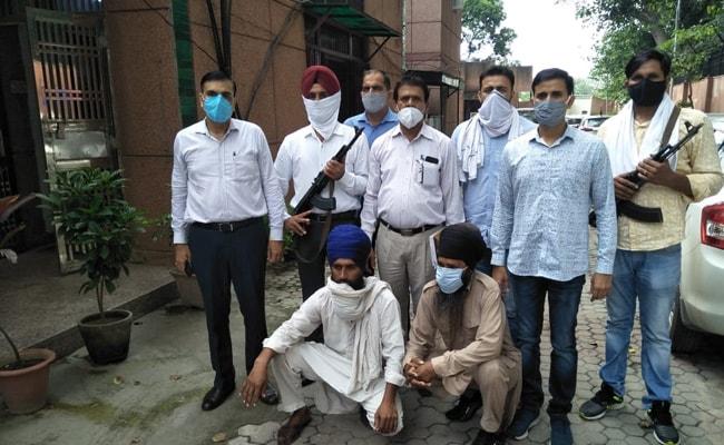2 Babbar Khalsa Terrorists Arrested In Delhi After Shootout: Police