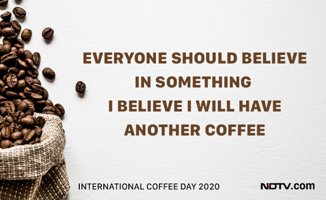 International Coffee Day 2020 Wish friends with these ...
