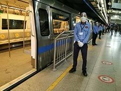 Services On Delhi Metro's Blue Line Connecting Dwarka-Rajiv Chowk Hit Due To Technical Glitch