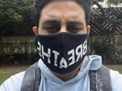 """""""Don't Take This Virus Lightly"""": A PSA From Abhishek Bachchan, Speaking From Experience"""