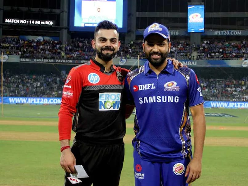 IPL 2020, MATCH 10: RCB vs MI