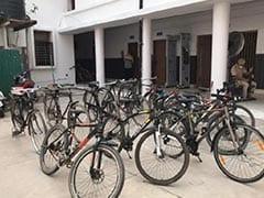 दिल्ली: लॉकडाउन में साइकिल चोरी की घटनाएं बढ़ीं, दो चोरों के पास से 13 साइकिलें बरामद