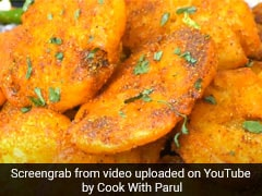 How To Make Sindhi <i>Aloo Tuk</i> To Pair With Soul-Soothing <i>Dal-Chawal</i> - Recipe Video Inside