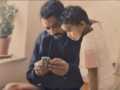 Remembering Irrfan Khan, Son Babil Shares An Emotional Note