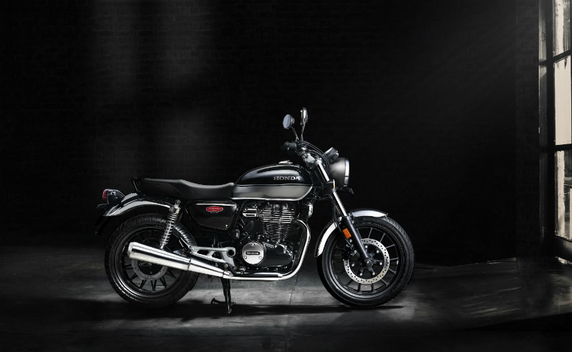 The Honda H'Ness CB 350 is priced at Rs. 1.90 lakh for the DLX Pro variant