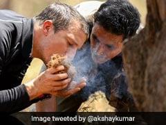जंगलों के बीच बेयर ग्रिल्स ने बनाई ये खास चीज, तभी अक्षय कुमार ने पूछा रसोड़े में कौन था?