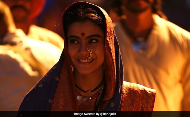 Kajol Misses Dressing Up, So She Posted This Throwback Pic